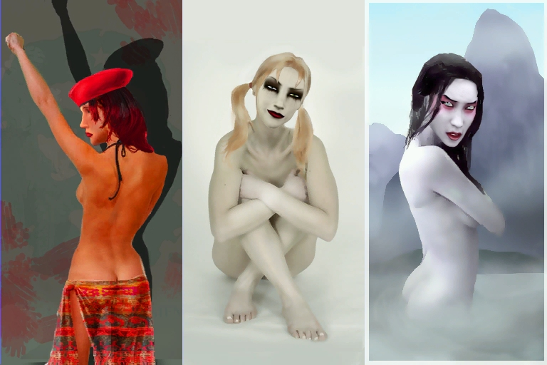 bloodlines save jeanette masquerade therese and vampire the Vampire the masquerade bloodlines female outfits
