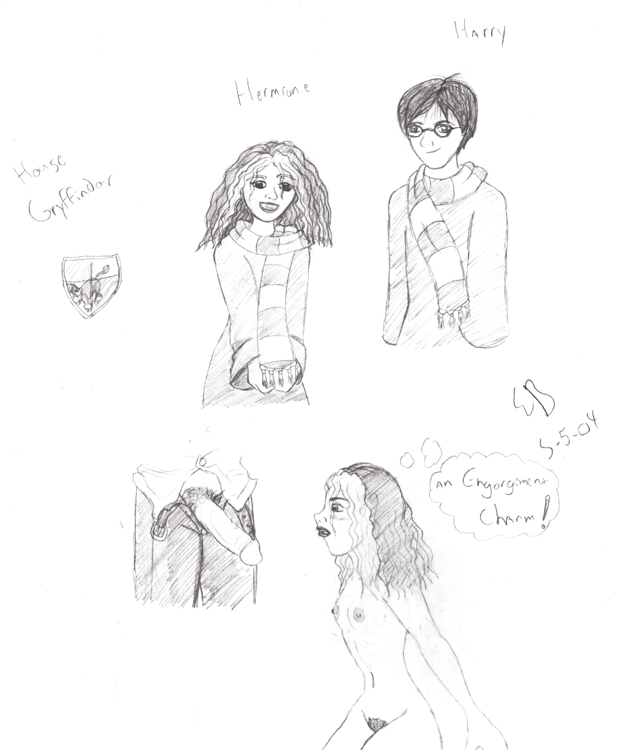 hermione harry naked from potter League of legends porn fanfiction