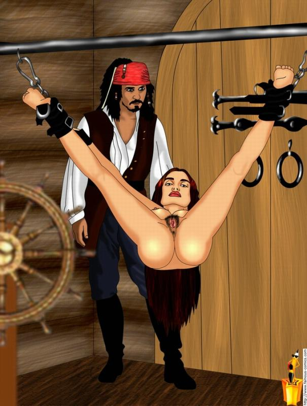 pirates caribbean naked the of Five nights at freddy's chica sex