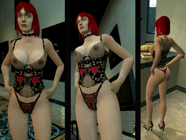 outfits the masquerade bloodlines female vampire All grown up