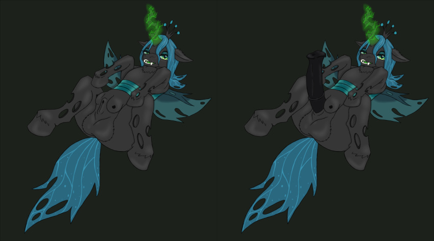 queen pony chrysalis my little Breath of the wild gorons