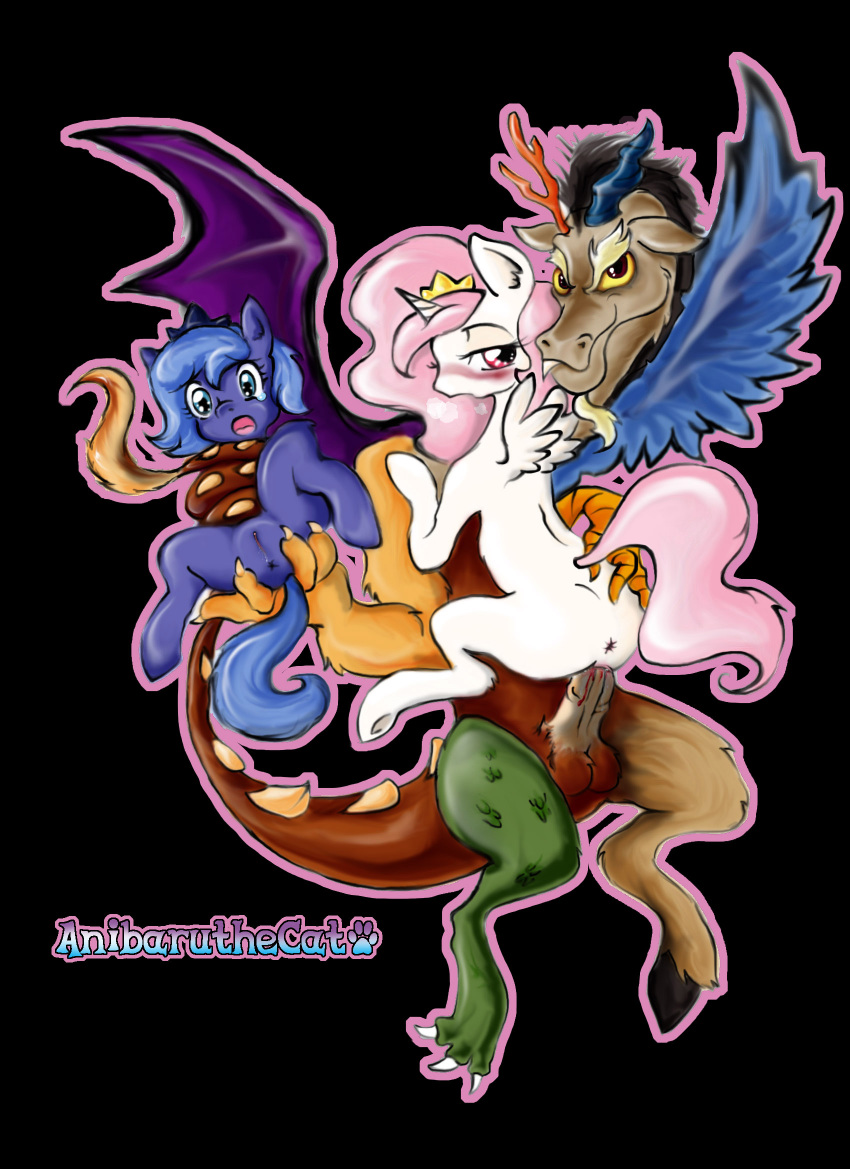 of luna pics princess mlp Starfire from teen titans naked