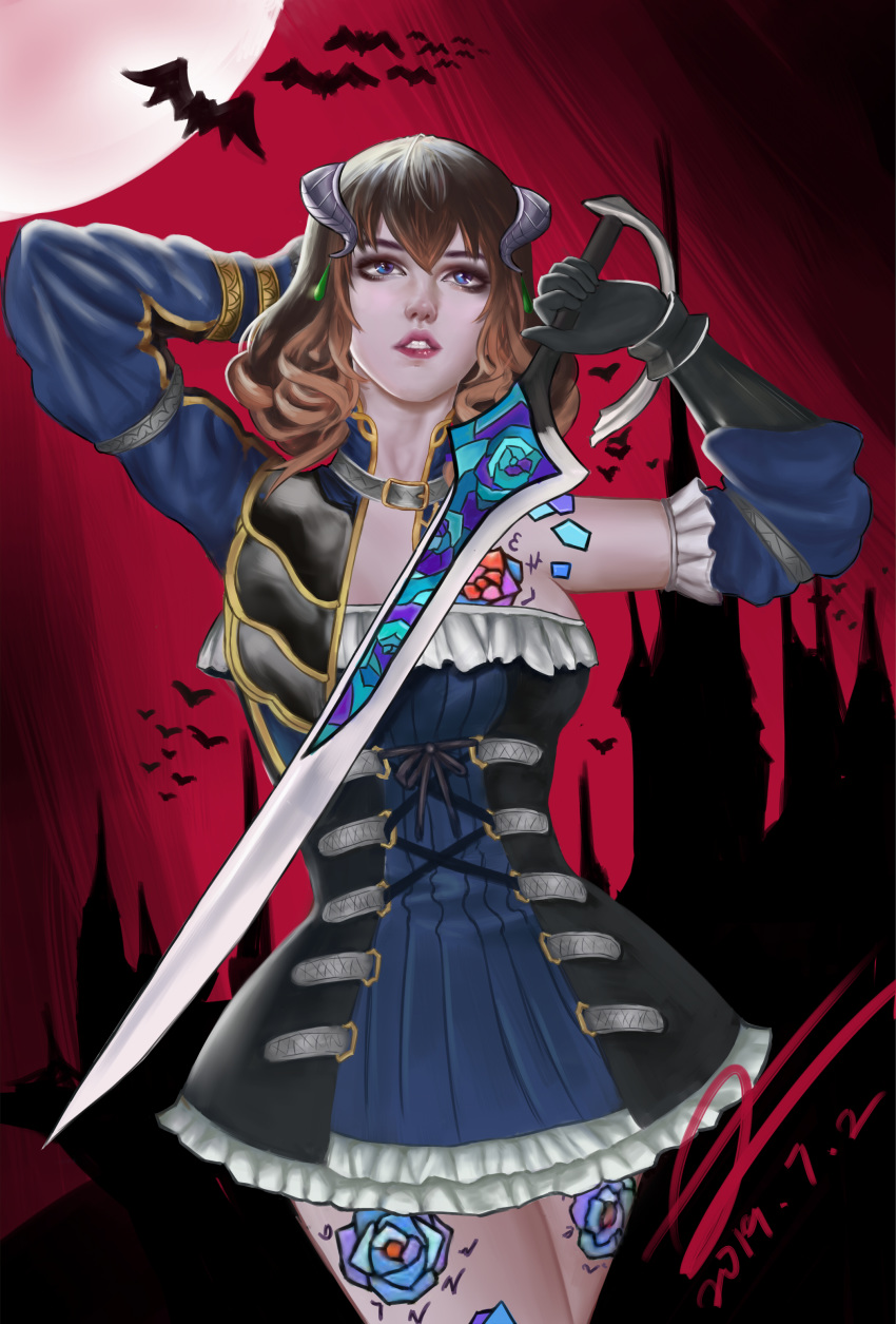 apple bloodstained ritual of night the Dead by daylight the legion susie