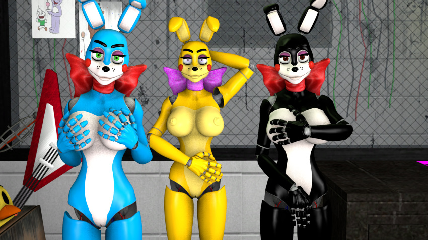 five nights 3d freddy's at 2 Lois griffin nude tit squeeze