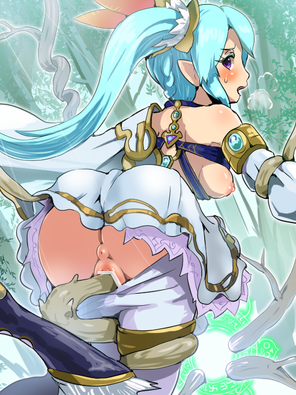 zelda of expansion legend breast Banned from equestria daily spike