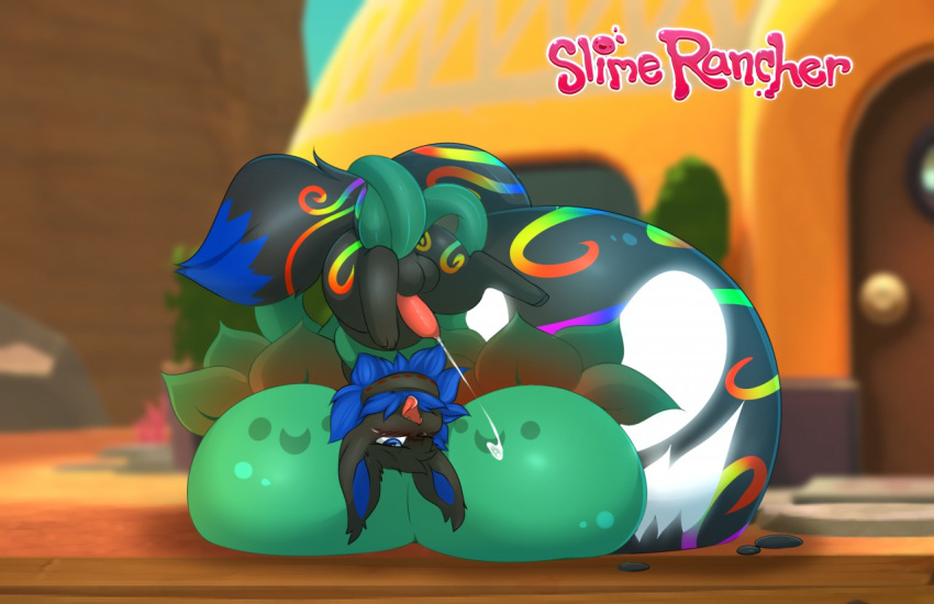is safe slime mode rancher what Amazing world of gumball nsfw